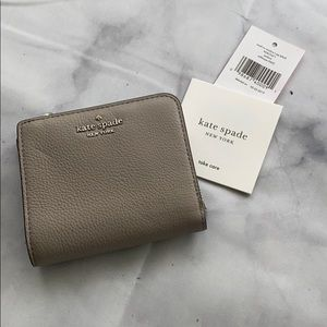 Kate Spade New York Zip Bifold Wallet